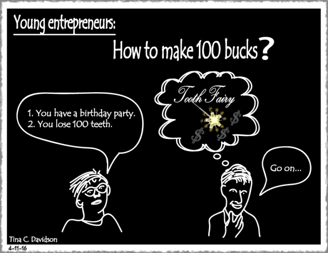 cartoon-comic-young-entreprenuers-100-bucks